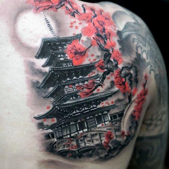 TOP 181 - Obtenez un tatouage japonais du pays du soleil levant 68