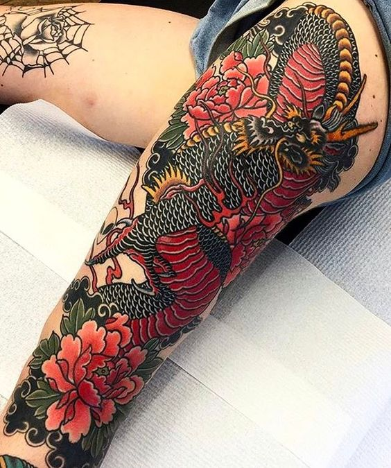 TOP 181 - Obtenez un tatouage japonais du pays du soleil levant 76