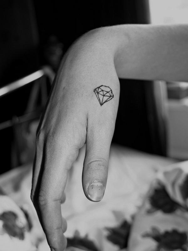 tatouage de diamant 5