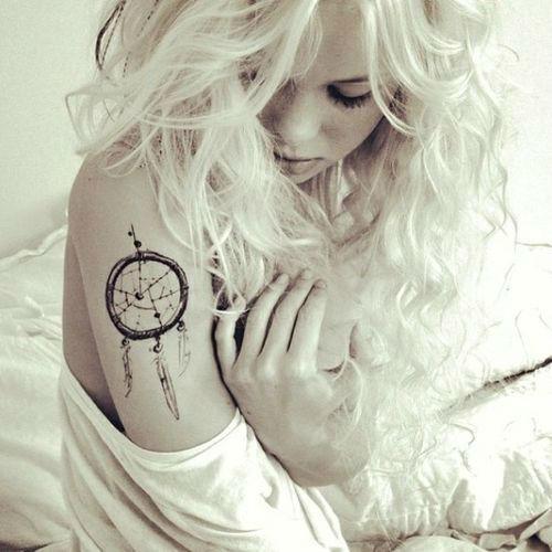 tatouage de dreamcatcher 19