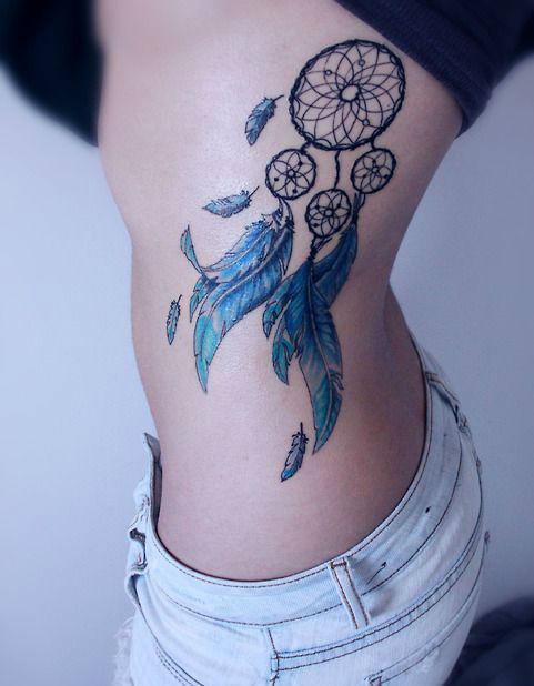 dreamcatcher tattoo30