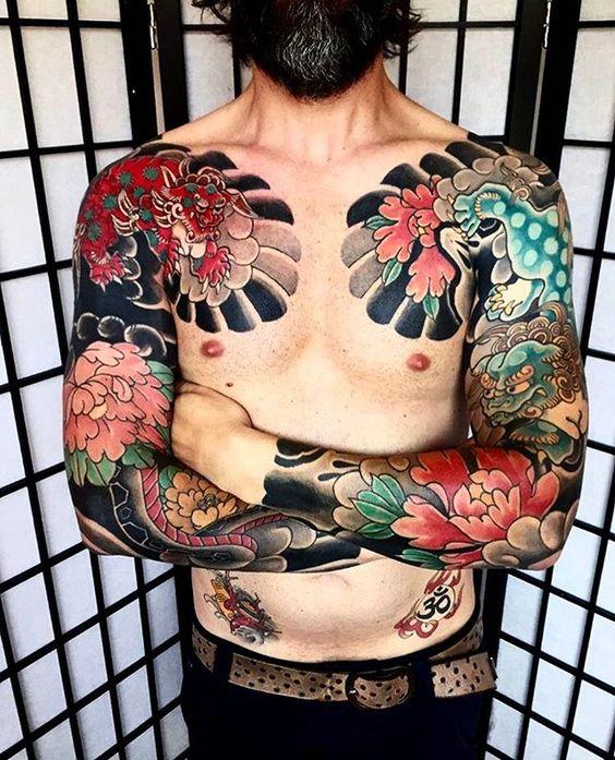 TOP 181 - Obtenez un tatouage japonais du pays du soleil levant 80