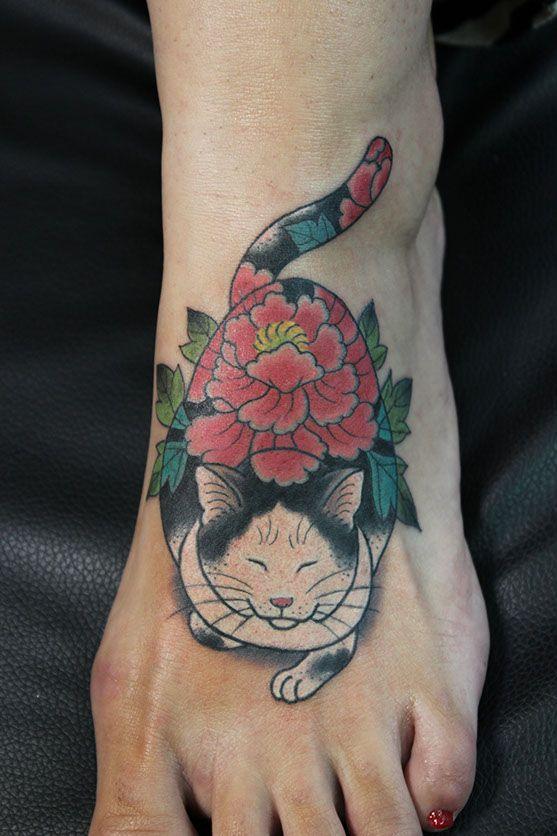TOP 181 - Obtenez un tatouage japonais du pays du soleil levant 82