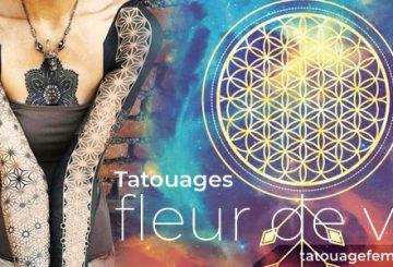 40 beaux tatouages de géométrie sacrée 2