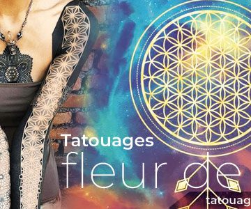 40 beaux tatouages de géométrie sacrée 11