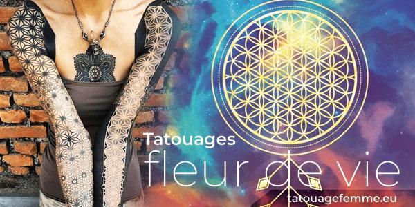 40 beaux tatouages de géométrie sacrée 1