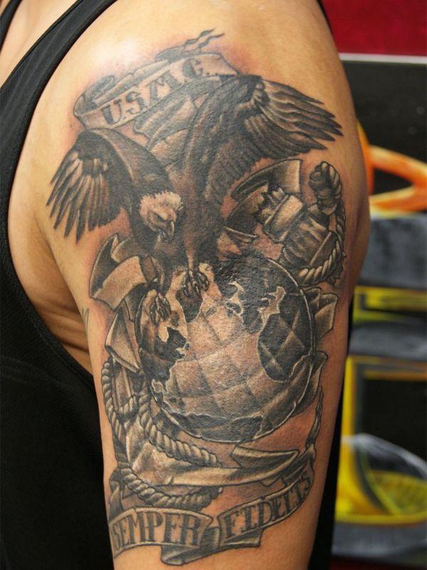 tatouage militaire 1