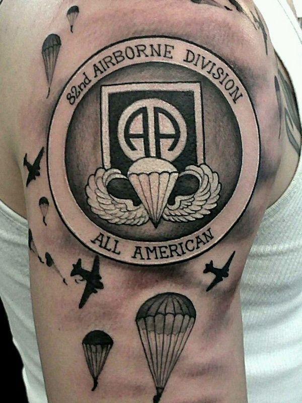 tatouage militaire 18
