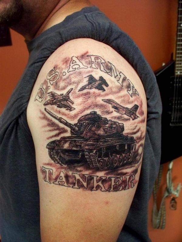 tatouage militaire 27
