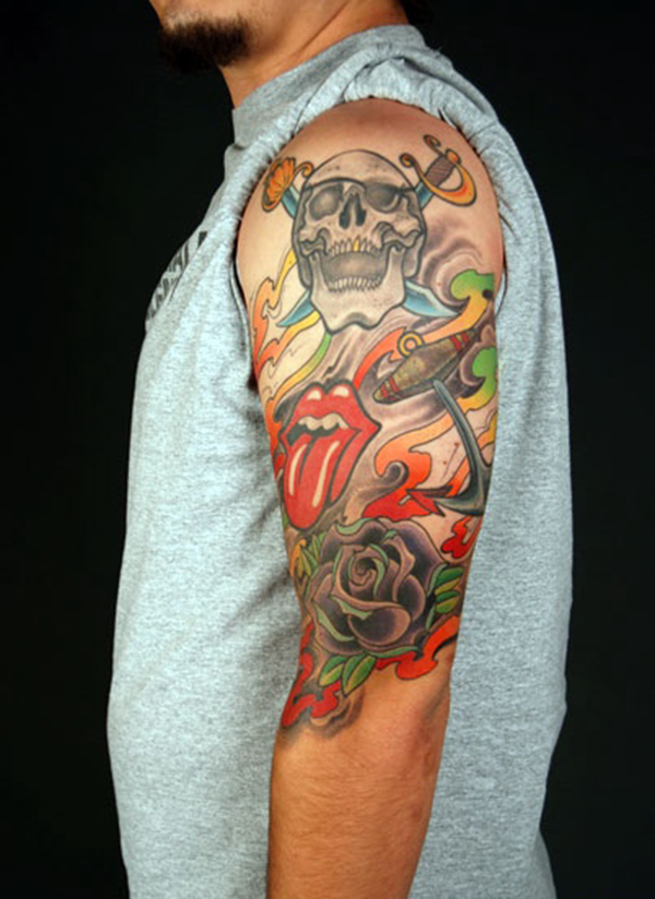 Tatouages de Paul Timman