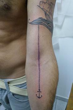 ancre de tatouage 10