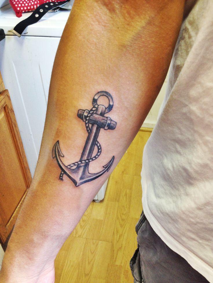 ancre de tatouage 2