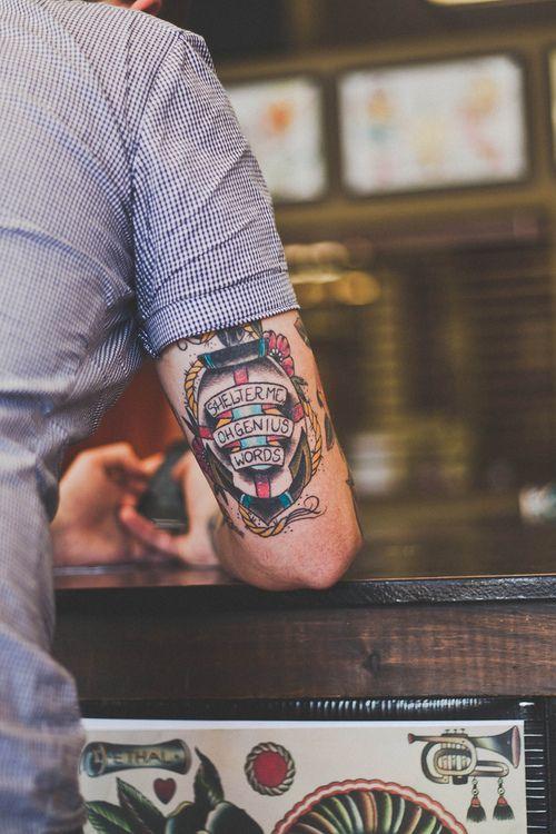 ancre de tatouage 7