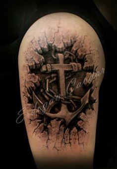 ancre de tatouage 9