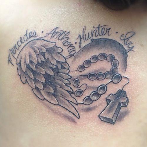 tatouages chapelet homme 4
