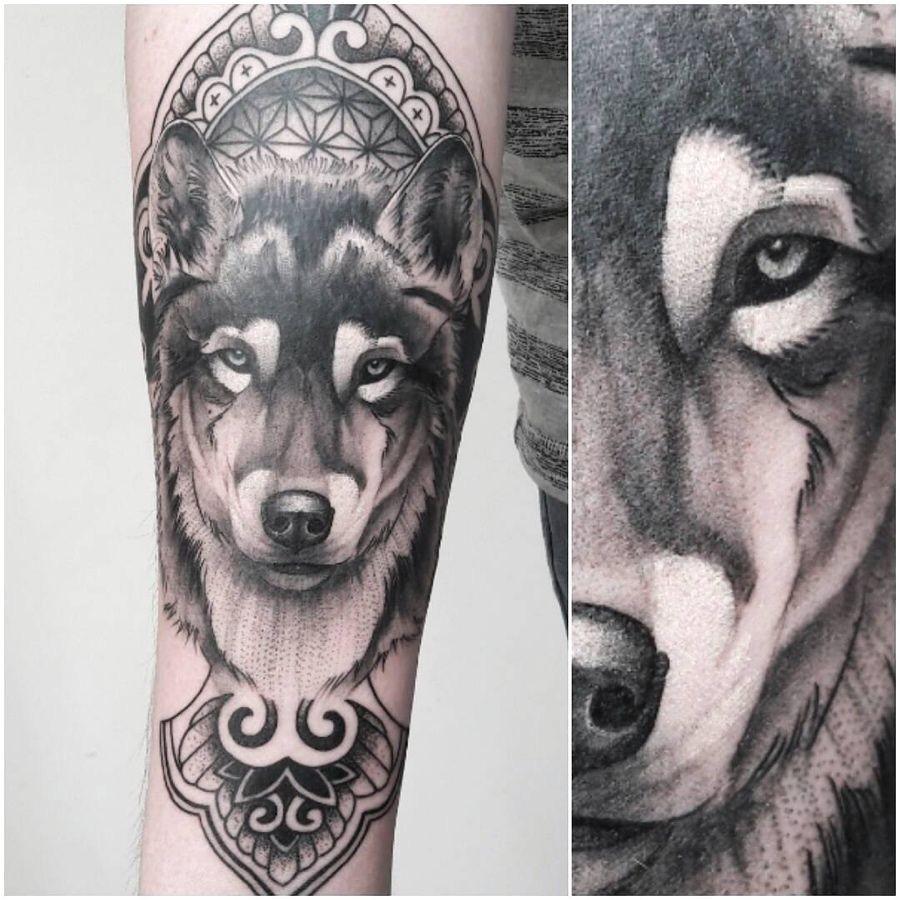 La signification et l'histoire du tatouage de loup