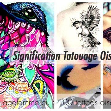 Top 80 des tatouages d'oiseaux féminins 11