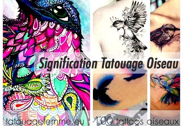 Top 80 des tatouages d'oiseaux féminins 1