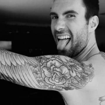 Tatouage homme fleur: 15 dessins de tatouage homme fleur 15