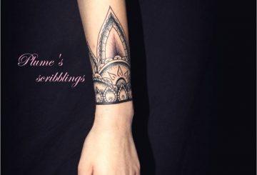 Tatouages de bras pour les femmes 4