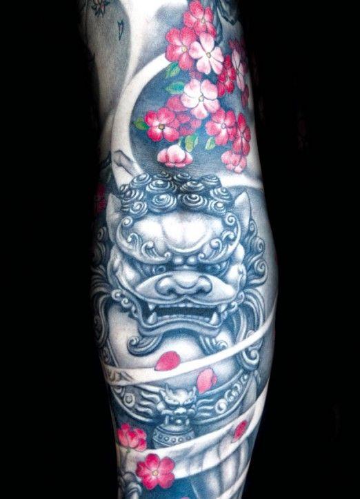 Homme de tatouage japonais 3