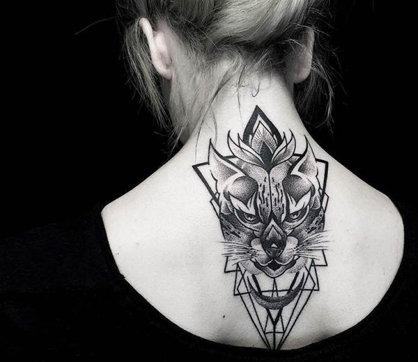 Tatouages animaux fille