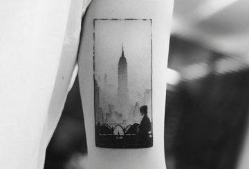 35 tatouages encadrés étonnamment captivants 4