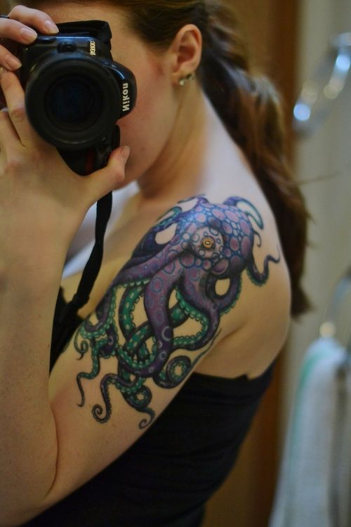 Dessins de tatouage colorés 32