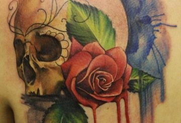 Plus de 50 designs de tatouages colorés absolument fantastiques 3