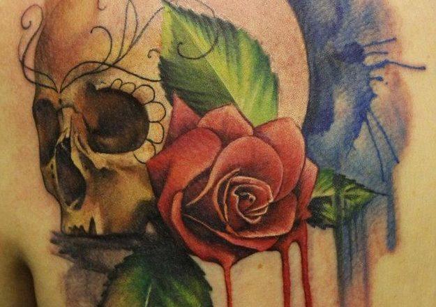 Plus de 50 designs de tatouages colorés absolument fantastiques 1