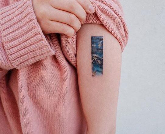 La collection de 40 tatouages de Sol à surveiller 1