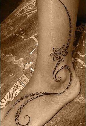 Seulement des idées de tatouage pour les femmes 1