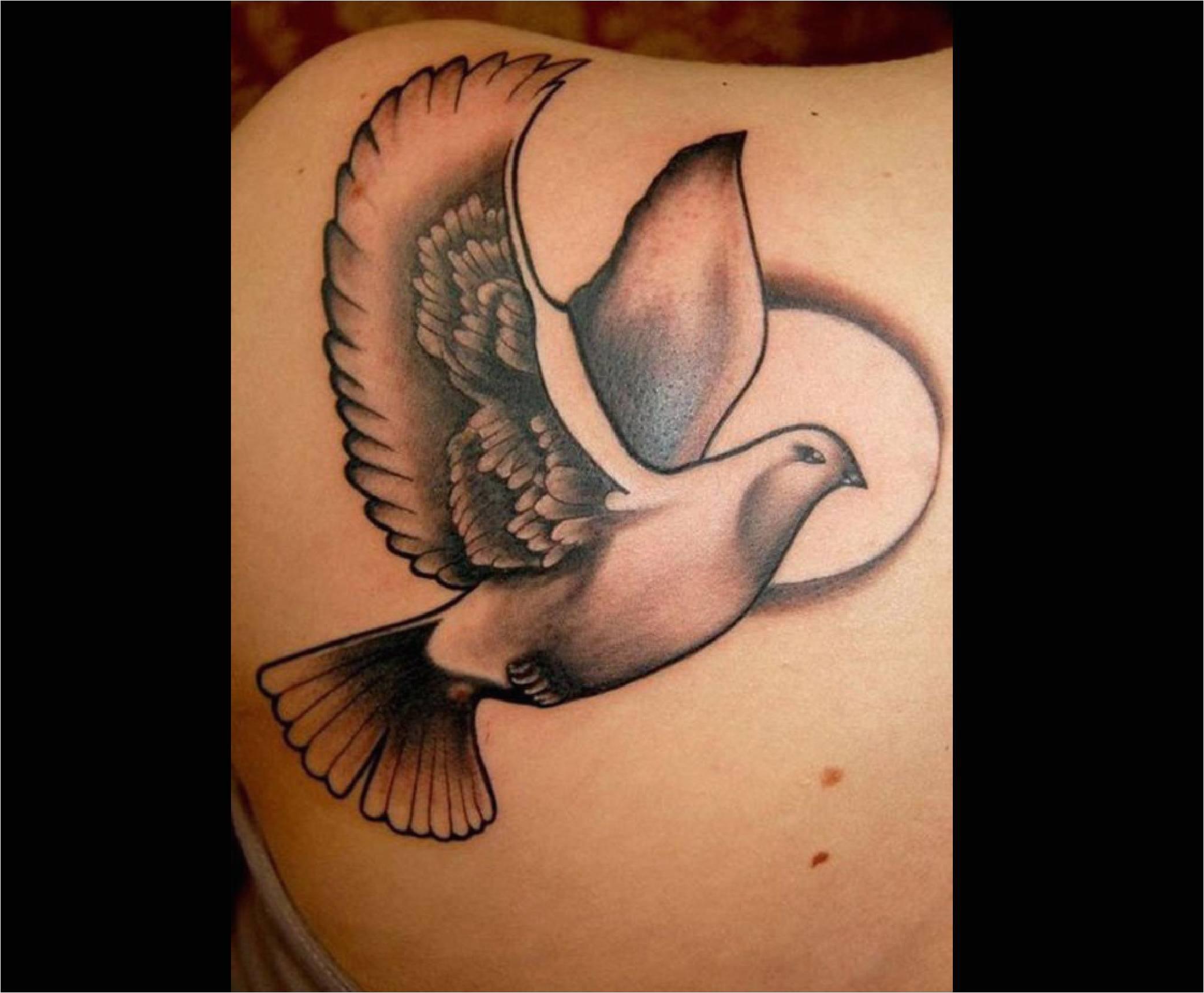 Tatouage de chiffre romain Retour dans le tatouage d'oiseau Tout ce que vous devez savoir