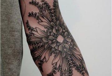 Tatouages d'avant-bras 2