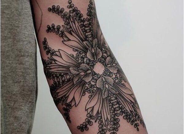 Tatouages d'avant-bras 1