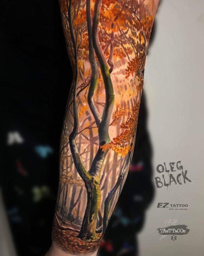 3 tatouages 6-40 pour hommes