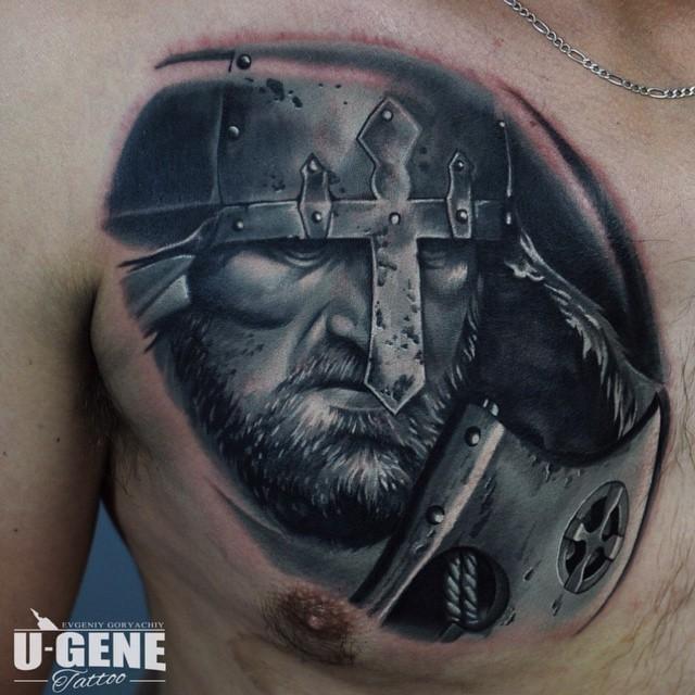 15 12-80 tatouages Viking pour hommes