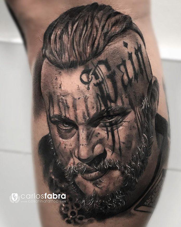 25 14-80 tatouages Viking pour hommes