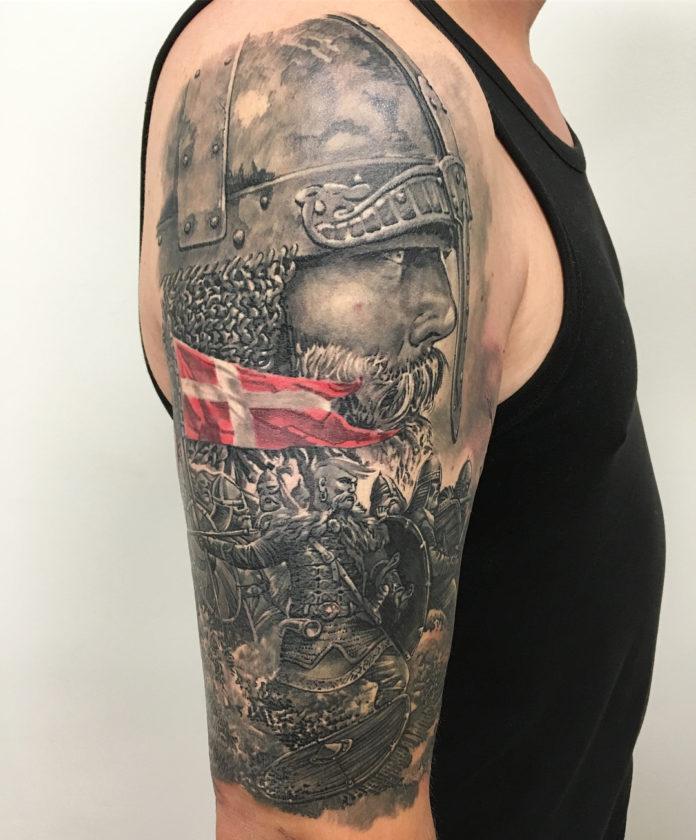 26 13 - 80 tatouages Viking pour hommes