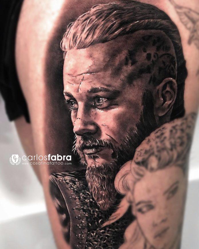 23 14-80 tatouages Viking pour hommes
