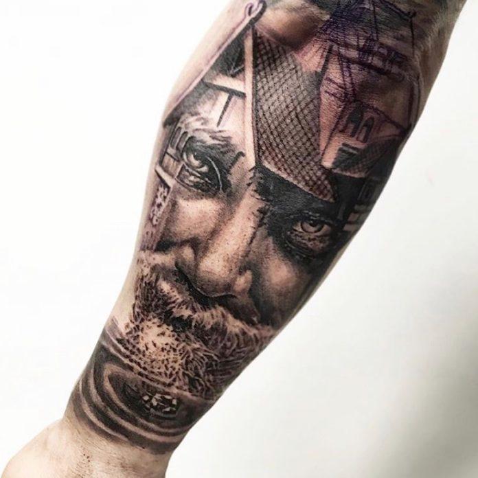 28 14 - 80 tatouages Viking pour hommes