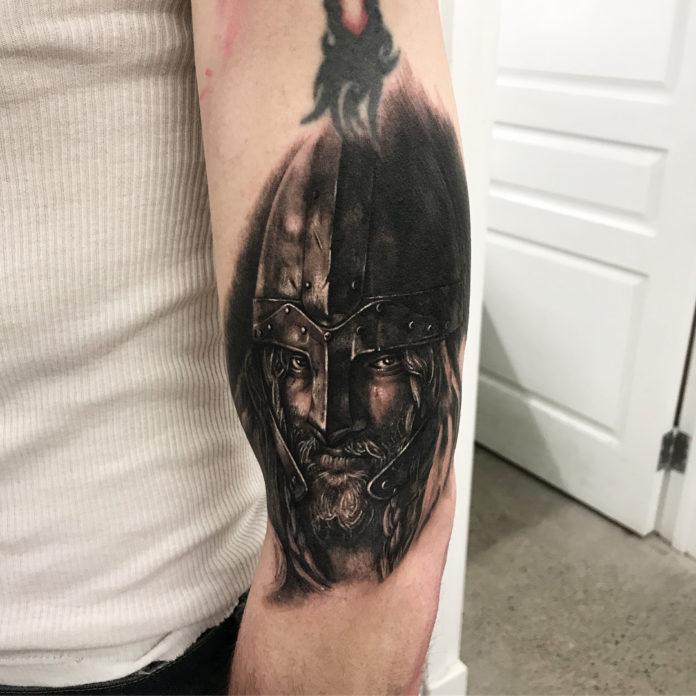3 14-80 tatouages Viking pour hommes