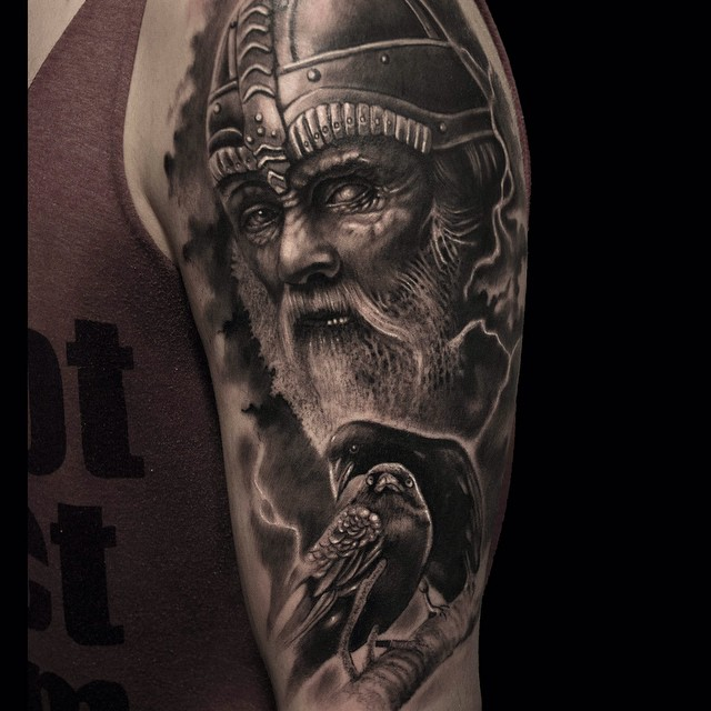 38 18-80 tatouages Viking pour hommes