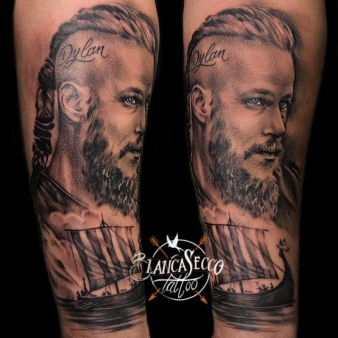 55 - 80 Tatouages Viking pour Homme