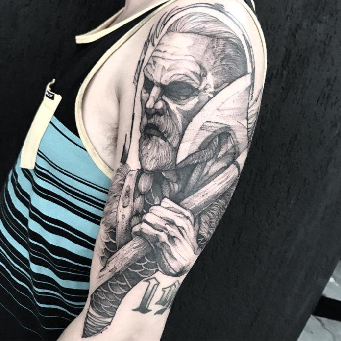 66 1 - 80 Tatouages Viking pour Homme