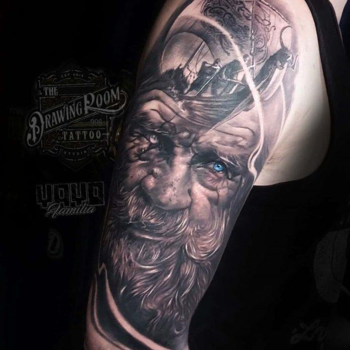 67 1 - 80 Tatouages Viking pour Homme