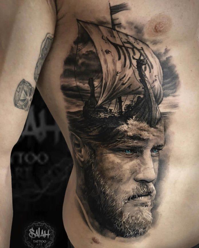 7 15-80 tatouages Viking pour hommes