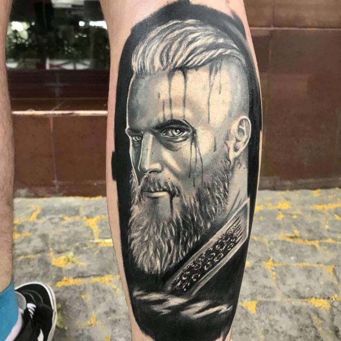 8-80 tatouages Viking pour hommes