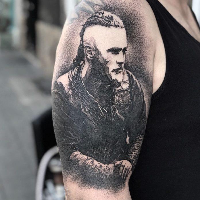 9 16-80 tatouages Viking pour hommes