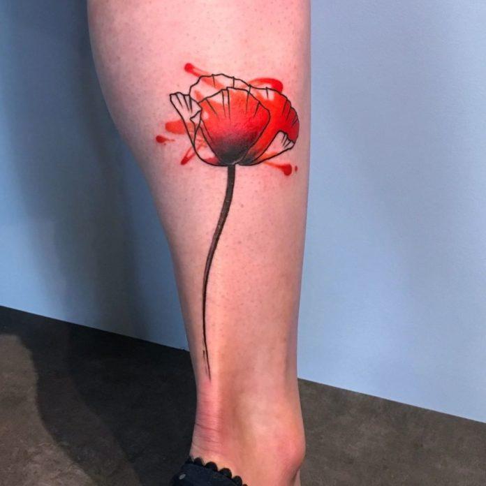 10-40 tatouages de veau pour femmes